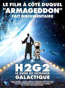 H2G2 : le guide du voyageur galactique streaming