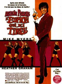 Austin Powers – l'espion qui m'a tirée streaming