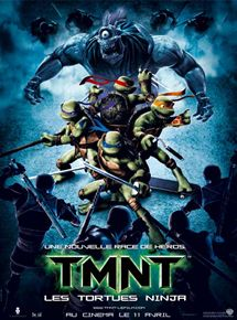 TMNT les tortues ninja streaming