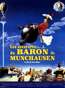 Les Aventures du baron de Münchausen streaming