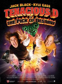 Tenacious D in : The Pick of Destiny streaming