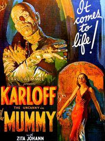 la momie 1932