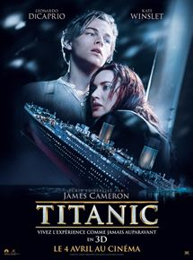 Titanic streaming