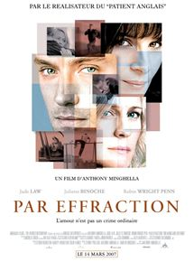 Par effraction streaming