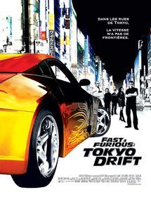Fast & Furious : Tokyo Drift streaming