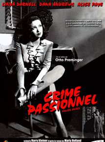Crime passionnel streaming