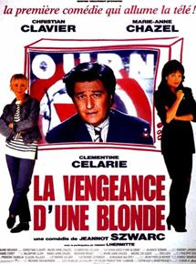 La Vengeance d'une blonde streaming