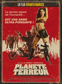 Planète terreur – un film Grindhouse streaming
