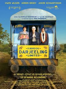 A bord du Darjeeling Limited streaming
