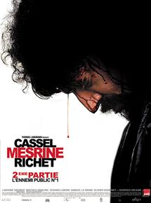 Mesrine : L'Ennemi public n°1 streaming