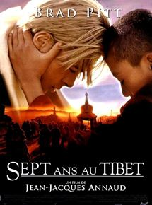 Sept ans au Tibet streaming