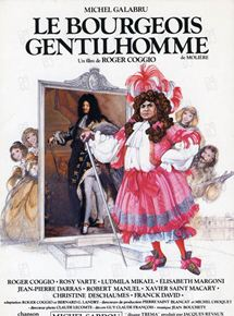 Le Bourgeois gentilhomme streaming