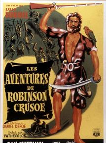 Les Aventures de Robinson Crusoe streaming
