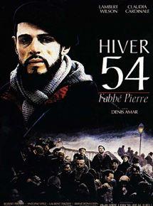 Hiver 54, l'abbé Pierre streaming