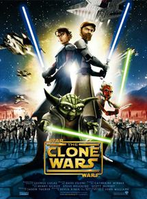 Star Wars: The Clone Wars streaming gratuit
