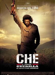 Che – 2ème partie : Guerilla streaming