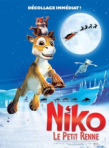 Niko, le petit renne streaming