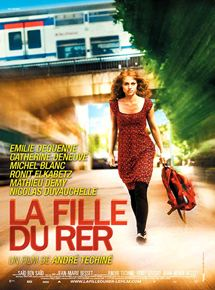 La Fille du RER streaming