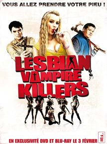Lesbian Vampire Killers streaming