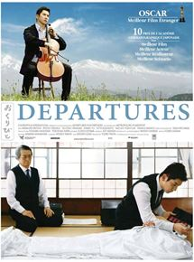 Departures streaming
