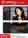 Carmen en direct de l'opéra comique streaming