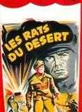 Les Rats du désert en streaming