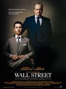 Wall Street : l'argent ne dort jamais streaming