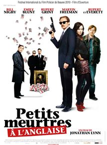 Petits meurtres à l'Anglaise streaming