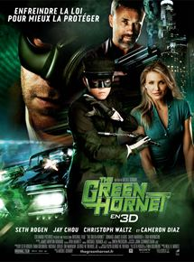 Bande-annonce The Green Hornet