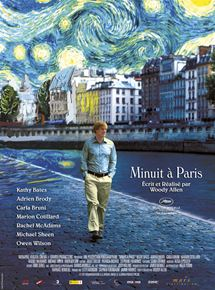 Minuit à Paris streaming
