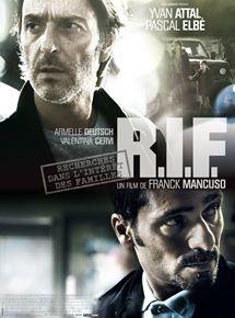 R.I.F. (Recherches dans l'Intérêt des Familles) streaming gratuit
