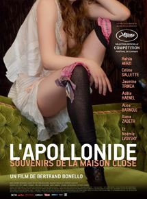 voir L'Apollonide - souvenirs de la maison close streaming