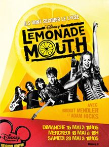 Lemonade Mouth streaming
