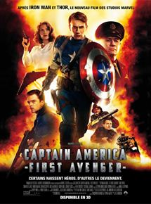 Captain America : First Avenger streaming
