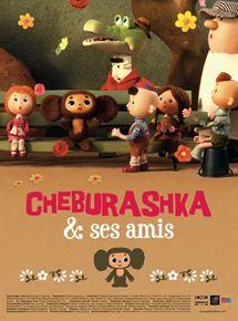 Cheburashka et ses amis streaming