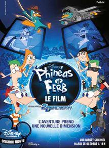 Film Phinéas et Ferb - Le Film Streaming Complet - Phinéas et Ferb s'apprêtent à célébrer le 5ème anniversaire de Perry, leur ornithorynque...