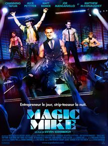 Magic Mike streaming