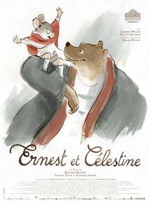 Ernest et Célestine streaming