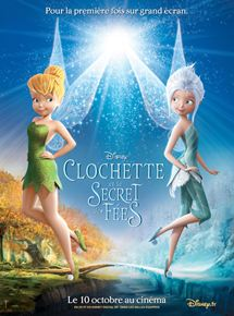 Clochette et le secret des fées