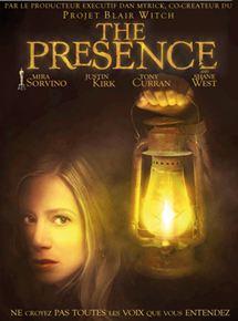 Film The Presence Streaming Complet - Une femme se rend dans une cabane isolée dans laquelle elle passait ses vacances étant...
