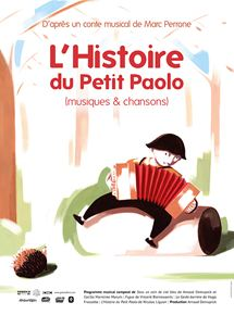 L'Histoire du petit Paolo streaming