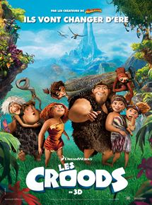 Les Croods streaming