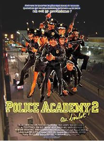 Police Academy 2 :  Au boulot ! streaming