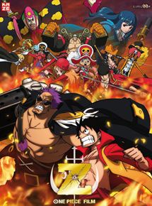 One Piece Film Z streaming