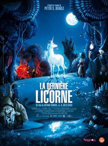 La Dernière licorne streaming