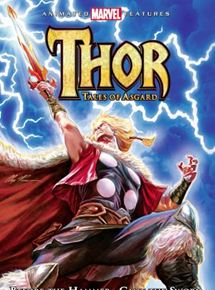 Thor : Légendes d'Asgard streaming