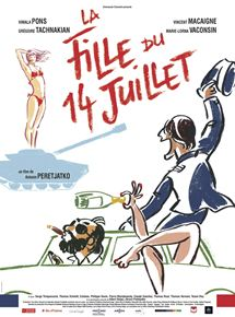 La fille du 14 juillet streaming