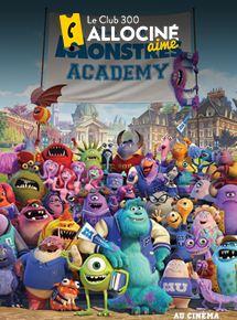 Monstres Academy Film 2013 Allociné