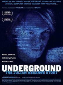 Underground : L'histoire de Julian Assange streaming
