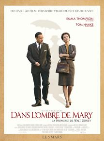 Dans l'ombre de Mary - La promesse de Walt Disney en streaming